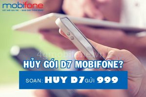 HUY D7 Mobifone